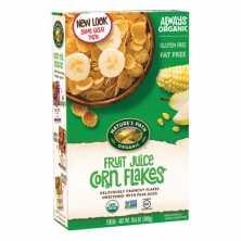 Corn Flakes - Juice Sweetened