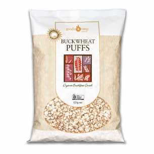 Organic Buckwheat Puffs