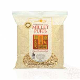 Organic Millet Puffs