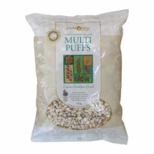 Organic Multi Puffs