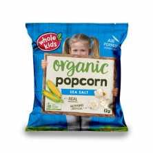 Whole Kids <br />Popcorn Sea Salt  12g