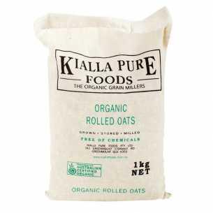 Organic Rolled Oats (Calico Bag)