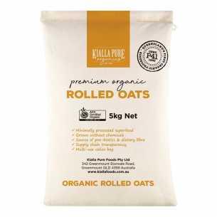 Organic Rolled Oats (calico)