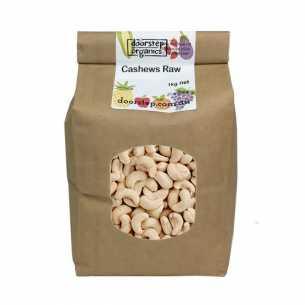 Organic Cashews Raw