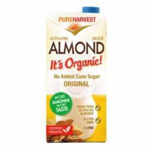 Activated Almond Milk - No Added Cane Sugar