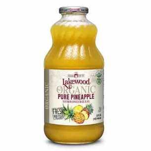 Organic Pure Pineapple Juice