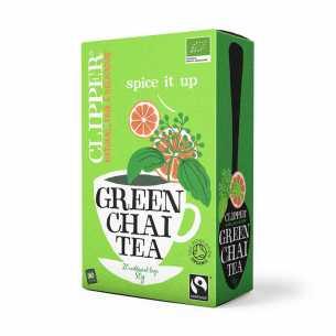 Tea Chai Green