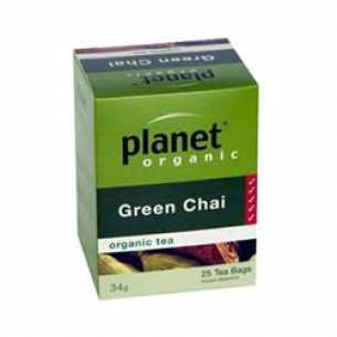 Green Chai Tea Bags