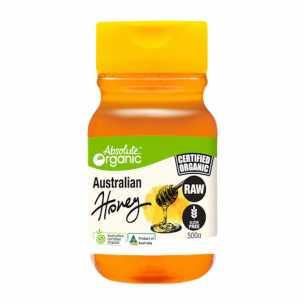 Raw Honey Squeezable Bottle