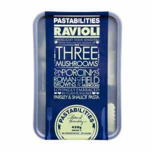 Ravioli - Three Mushrooms