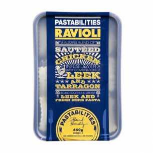 Ravioli - Chicken, Leek and Tarragon