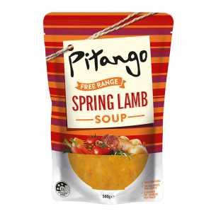 Free Range Spring Lamb Soup