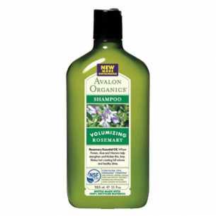 Shampoo Rosemary Volumising