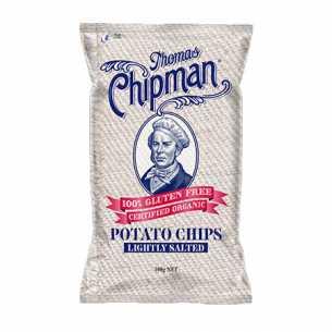 Potato Chips Low Salt