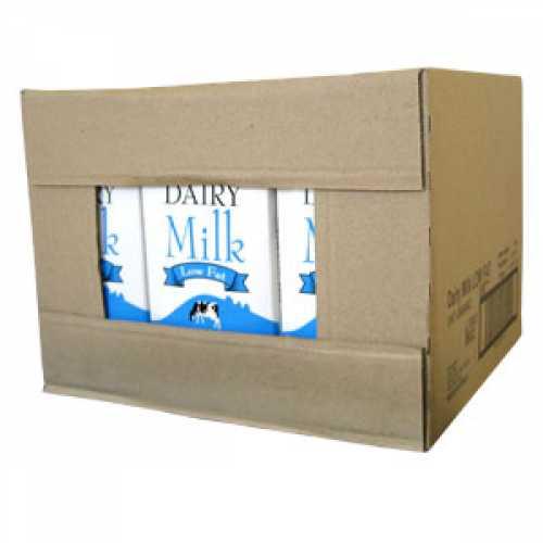 Long Life Milk Low Fat Carton