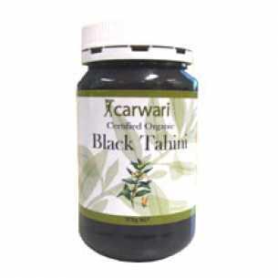 Black Tahini