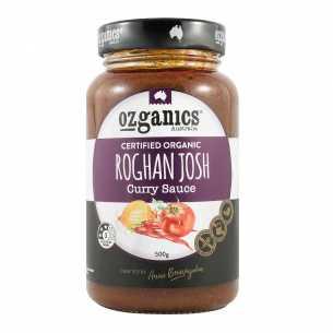 Curry Sauce Rogan Josh (Med)