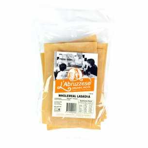 Pasta - Lasagna Wholemeal Sheets