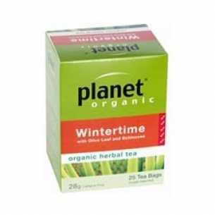 Wintertime Tea Bags