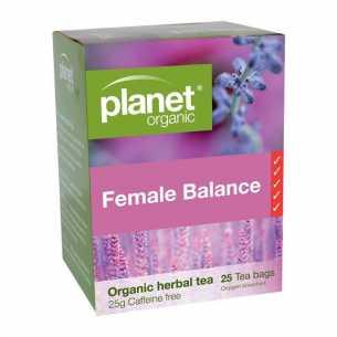 Female Balance Tea Bags