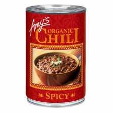 Bean Chili Spicy