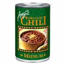 Amy's Kitchen<br />Bean Chili Medium  416g