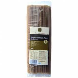 Pasta Quinoa and Rice Spaghetti