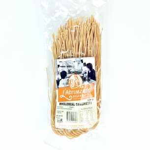 Pasta - Spaghetti Wholemeal