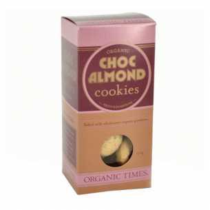 Chocolate Almond Cookies - Clearance