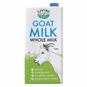 Long Life Goat Milk