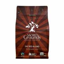 Organic Whole Beans Coffee Blend