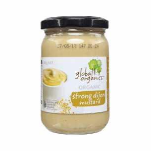 Strong Dijon Mustard