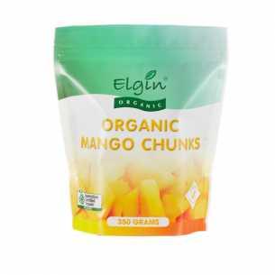 Frozen Organic Mango Chunks