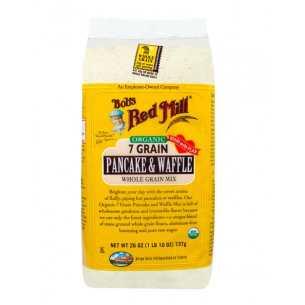 Organic 7 Grain Pancake and Waffle Mix