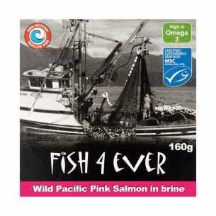 Pink Salmon Fillets in Brine