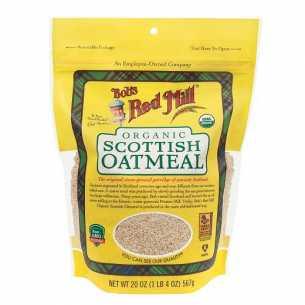 Organic Scottish Oatmeal