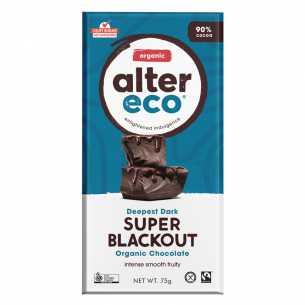 Deepest Dark Super Blackout Chocolate