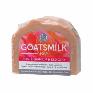 Goat's Milk Soap - Rose Geranium