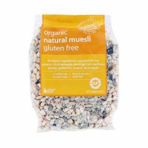Gluten Free Natural Muesli (Refill)