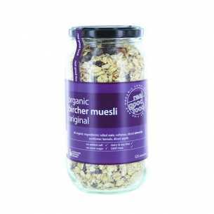 Gluten Free Muesli Bircher  (Jar)