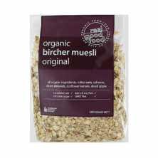 Real Good Food<br />Gluten Free Muesli Bircher  (Refill) 500g