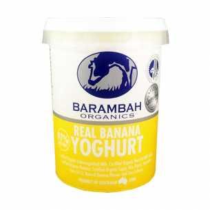 Banana Yoghurt