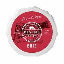 Organic Brie
