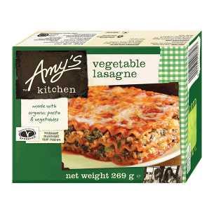 Lasagne Vegetable