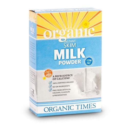 Nonfat milk powder