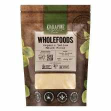 Organic Maize Flour (Yellow)