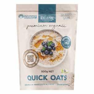 Organic Premium Quick Oats