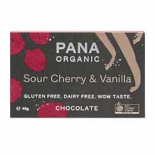 Sour Cherry and Vanilla