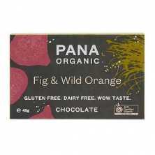 Fig and Wild Orange Chocolate - Clearance