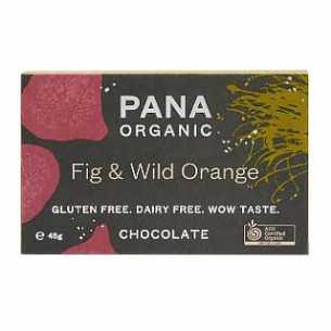 Fig and Wild Orange Chocolate